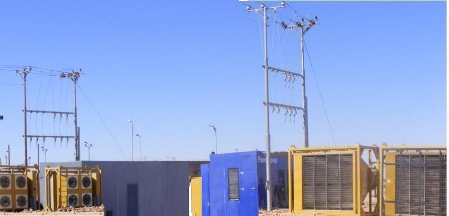 خدمات الحمل الكهربي الصناعي (Load Banks)