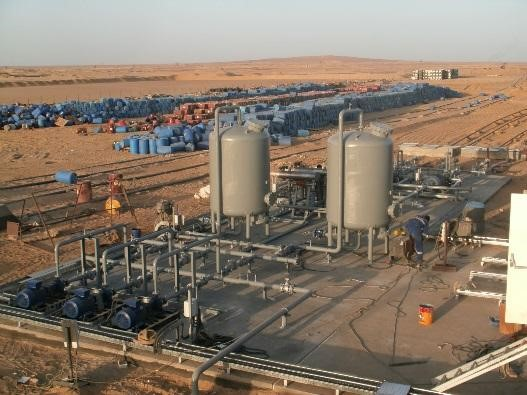 أنظمة معالجة المياه