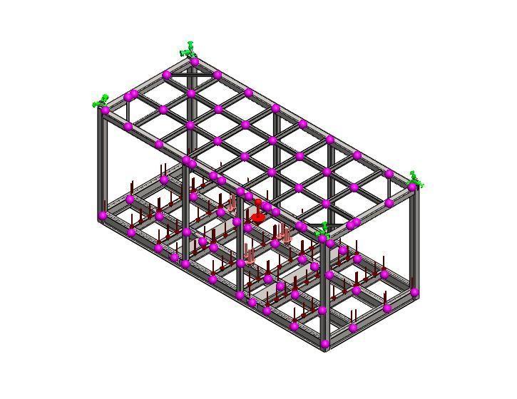 تصميم وتصنيع أنظمة توليد الطاقة