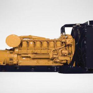 تأجير المولد الكهربائي CAT Diesel Genset 1250 KVA