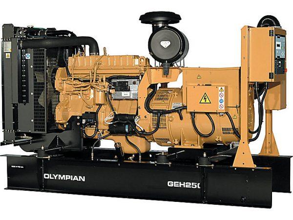 CAT Olympian Diesel Genset 200 KVA GEP200-1