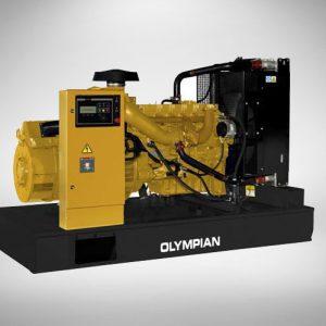 ايجار المولد الكهربائي CAT Olympian Diesel Genset 200 KVA