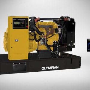 ايجار المولد الكهربائي CAT Olympian Diesel Genset 110 KVA