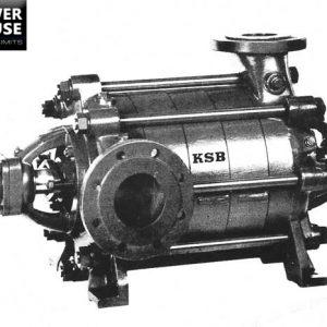 ايجار مضخات مياه متعددة المراحل عالية الضغط WKLn
