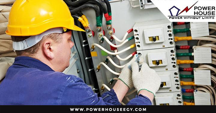 دورة صيانة المولدات الكهربائية للشركات