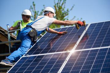 أنواع الطاقة الشمسية